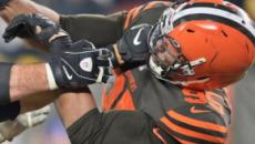 Cleveland's Myles Garrett fined and suspended indefinitely