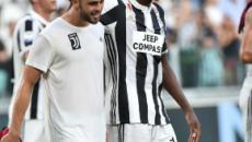 Juventus, il punto sugli infortunati: Pjanic e Matuidi a rischio per le prossime due gare