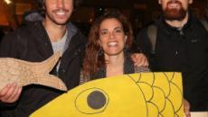 Bologna, i sospetti della Lega sulle sardine: 'Iniziativa non apartitica'