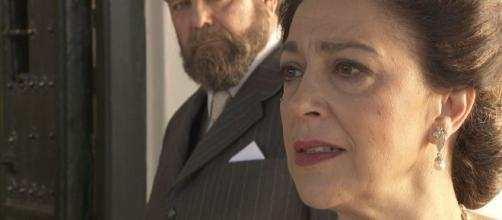 Anticipazioni Il Segreto, puntata spagnole: la Marchesa Isabel intende avvelenare Donna Francisca