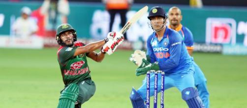 Bangladesh vs India 1st Test live on Hotstar.com (Image via BCCI.TV)