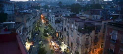 Quartiere del Rione Sanità - Napoli