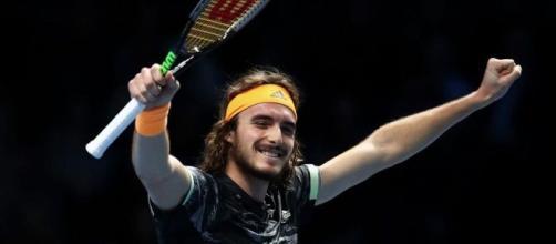 Stefanos Tsitsipas è il primo finalista delle Atp Finals 2019