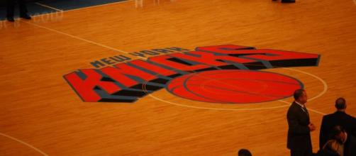 The Knicks play the Hornets on Saturday night. [Image Source: Flickr | Alex Manchester]