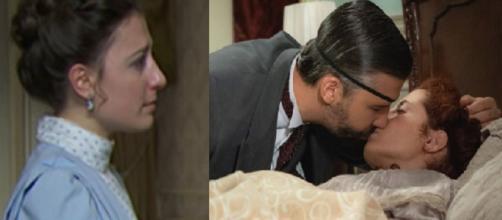Una Vita, spoiler: Celia e Felipe sull'orlo della morte, Lucia disperata