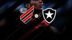 Athletico-PR x Botafogo: onde assistir ao vivo, escalações, arbitragem e desfalques