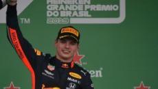 Max Verstappen vence en el Gran Premio de Brasil de Fórmula 1