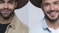 'A Fazenda 11': Lucas chama Netto de otário e o DJ diz saber onde o peão compra anabolizantes
