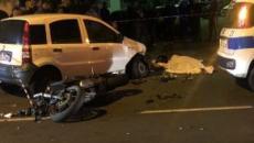 Reggio Calabria: incidente fatale nel rione Modena, deceduto un 24enne