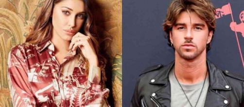 Belen Rodriguez e Andrea Damante: 'Spy' parla di flirt segreto alle spalle di Giulia.