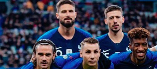 Les Bleus vont affronter l'Albanie ce dimanche 17 novembre. Credit: Instagram/equipedefrance