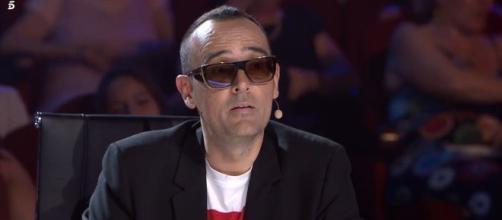 """Risto amenaza con abandonar """"Got Talent"""""""