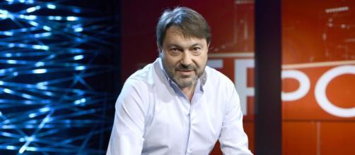 Sigfrido Ranucci, il conduttore di Report.