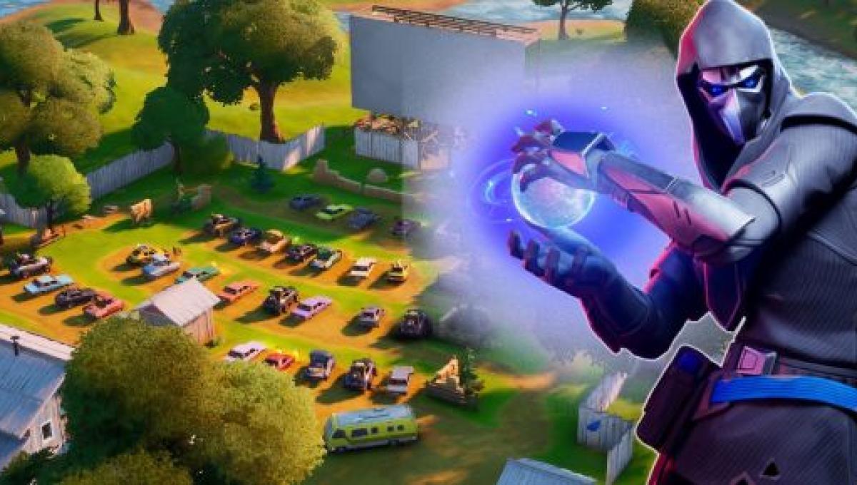 Fortnite': Risky Reels event could happen soon