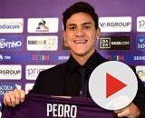 Fiorentina, Pedro desaparecidos e Chiesa cambia ruolo