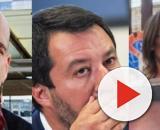 Gemitaiz, Matteo Salvini e Ilaria Cucchi.