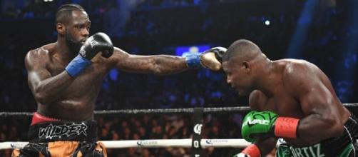 Deontay Wilder vs Luis Ortiz sul ring del Barclays Center, il 3 marzo 2018