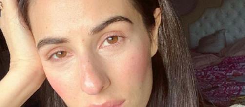 Diana Del Bufalo mostra la sua fragilità su Instagram
