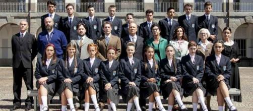 Il Collegio 4 anticipazioni puntata del 19 novembre: maschi e femmine separati