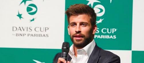 La Coupe Davis prend ses marques avec un nouveau format sous l'impulsion de Gerard Piqué. Credit: Instagram/3gerardpique