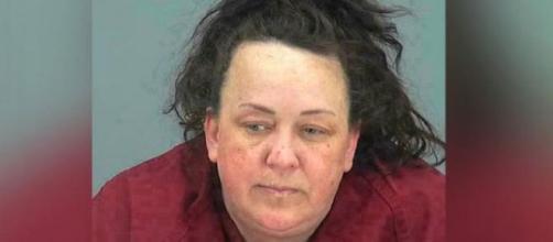 Machelle Hobson, la 'youtuber' acusada de abusar de sus hijos. / Policía de Arizona