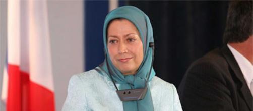 Maryam Radjavi, dirigeante de la Résistance iranienne, a appellé l'Onu à réagir face à la tuerie des manifestants en Iran. Credit: Flickr