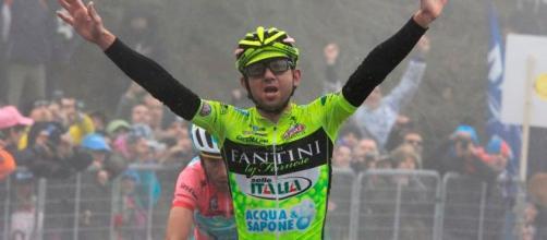 Mauro Santambrogio, la vittoria a Jafferau poi cancellata dalla positività all'Epo