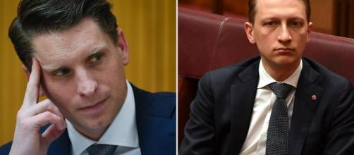 Outspoken Liberal MPs Andrew Hastie and James Paterson are BANNED ... - dailymail.co.uk [Blasting News library]