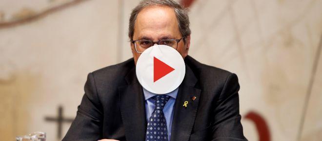 El resultado del juicio a Torra podría adelantar las elecciones catalanas