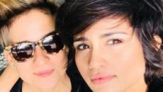Nanda Costa revela que demora para assumir namoro com Lan Lahn foi por medo