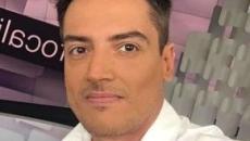 Leo Dias diz que foi suspenso por uma semana do 'Fofocalizando' após reclamar de microfone