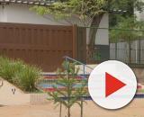 Escola comunicou que professor era temporário e foi afastado. (Reprodução/TV Globo)