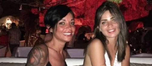 Da sinistra Dalila Branzani ed Eleonora Rocchini