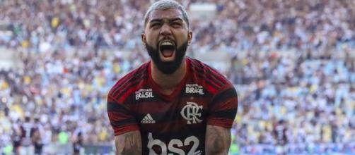 Gabigol ad un passo dalla doppietta: campionato brasiliano-Libertadores