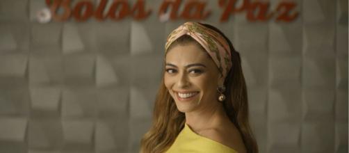 Maria da Paz recupera fábrica em 'A Dona do Pedaço'. (Reprodução/TV Globo)