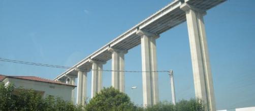 Ragazzo di 19 anni si uccide gettandosi dal ponte dell'autostrada.