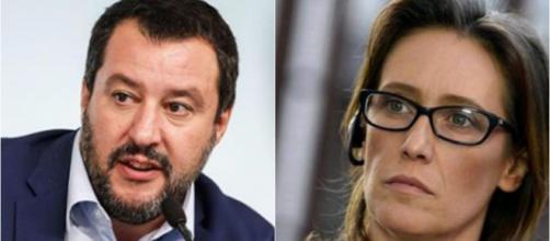Salvini querelato da Ilaria Cucchi