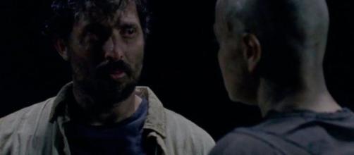 The Walking Dead 10, 8^ puntata: Dante catturato ed incarcerato