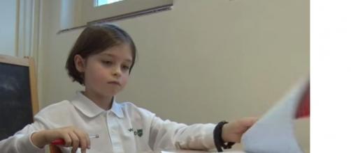 Un niño de nueve años, el graduado universitario más joven