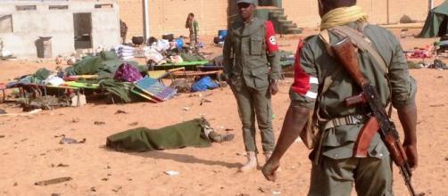 Au moins 50 morts dans un attentat au Mali - parismatch.com