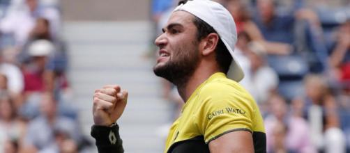 Berrettini: 'Pronto per le Finals, non me lo sarei mai aspettato fino a due mesi fa'