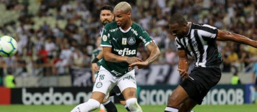 Ceará derrotou Palmeiras no primeiro turno. (Arquivo Blasting News).