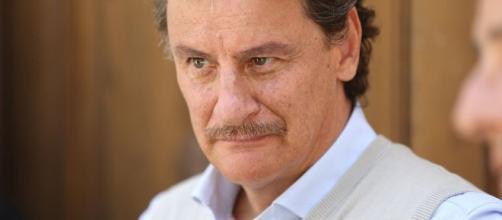 Giorgio Tirabassi vittima di un malore