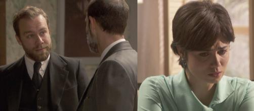 Il Segreto spoiler: Fernando compra un medico affinché menta a Maria sulla sua invalidità