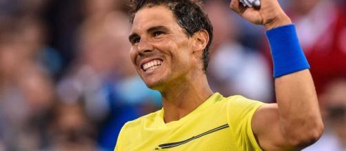 Nadal and Shapovalov will play at the Paris Masters semis on Saturday [image source: Nidhin Narayanan - YouTube]