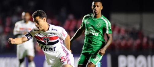 São Paulo tentará se recuperar em Chapecó. (Arquivo Blasting News).