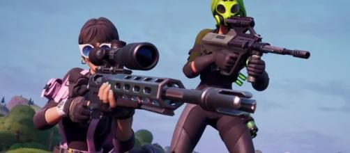Tfue shows concerns over Aim Assist in Fortnite. [image credits: Xbox/YouTube screenshot]