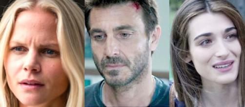 Un passo dal cielo 5, ultima episodio: Francesco Neri tra Emma ed Elena