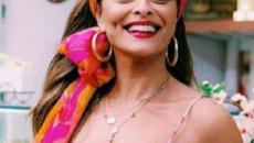 'A Dona do Pedaço': Juliana Paes pede objeto de cenário da trama ao se despedir
