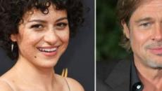 Brad Pitt estaría iniciando una relación con Alia Shawkat, actriz de cine independiente